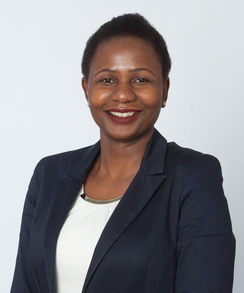 Evonia Muzondo